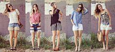 DIY Jeans : 5 Ways to DIY Summer Shorts