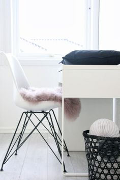 Via NordicDays.nl | Mitt Og Vårt Hjem | White | Home Office