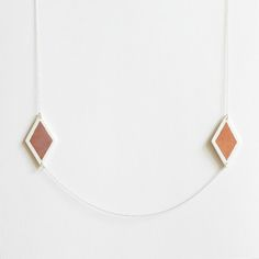 Lucia Necklace, $60, now featured on Fab.