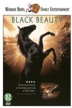 DVD Black Beauty voor mijn paardengekke Lili