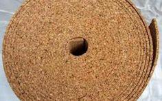 rouleau de sous couche en liege isolant plancher