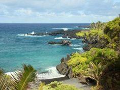 Wai'anapanapa State Park - Maui - Hawaii
