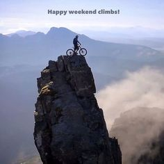 Have fun out there this weekend! Big shout out to the tough women currently 'everesting' in Australia! They started at midnight and have a long way to go! Incredible!! Photo of Danny Macaskill in Isle of Skye, Scotland #weekendride #weekend #womenscycling #cycling #bike #bici #roadbike #mtb #dannymacaskill #redbull #mountainbike #cyclocross #downhill #cx #track #trackcycling #triathlon #everesting #crazy #scotland #skye #stravaproveit #likeagirl #tri #cyclingphotos #mbaawesome