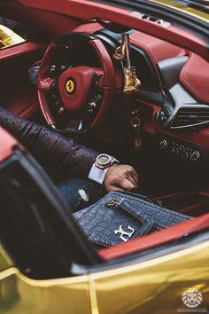#goodlife #ferrari #watches Sports car dating on : http://datebeautyapp.com
