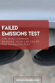 Read now or pin for later! Many states, cities and municipalities throughout the United Stated have clear air laws requiring drivers of certain vehicles to pass an emissions test, usually annually. Car Fails, Helpful Hints, Handy Tips, Preventive Maintenance, Torque Converter, Weird Cars, Diy Car, Back Off, Car Detailing