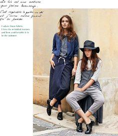 UNIQLO | Collaboration with Ines de la Fressange
