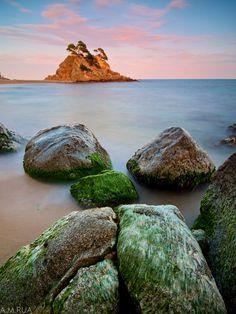 El Cap Roig - pel Camí de Ronda, de Palamós a Sant Antoni de Calonge   al blog LA LIBERTAD DE LAS CIMAS