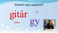 GY betűtanulás - Olvasás 1. osztály VIDEÓ - Kalauzoló - Online tanulás