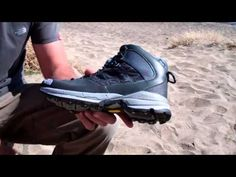 The North Face Havoc Mid GTX Hiking Boot, perfect for the Tahoe Rim Trail.