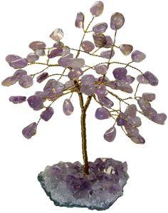 Amethyst Gem Tree $25.95