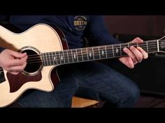 """Led Zeppelin """"Hey Hey What Can I Do"""" Chords and Rhythm Guitar Lesson Easy Acoustic Chords - YouTube"""