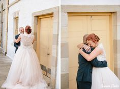 I have not seen a bride and groom laugh so much as Ash and Simon did at their Wolfies Wedding in the The Rocks. Cadman's Cottage First Look Photos! Girls Dresses, Flower Girl Dresses, Lace Wedding, Wedding Dresses, Groom, Bride, Photography, Fashion, Dresses Of Girls