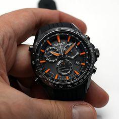 The SEIKO Astron GPS Solar Chronograph aka…..the third way to a satellite watch by SEIKO