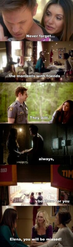 """#TVD 6x22 """"I'm Thinking Of You All The While"""" - Elena, you will be missed #GoodbyeElena"""