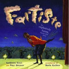 """""""Fartiste"""" ~ A true story about a man who learned to control his sphincter muscle so well that it became his claim to fame. ~ Read Summer 2010"""