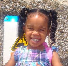 long ponytails hairstyle African American little girls Long Ponytail Hairstyles, Short Ponytail, Curly Hair Ponytail, Long Ponytails, Crochet Braids Hairstyles, Children's Hairstyle, Long Braids, Afro Hair, Easy Toddler Hairstyles
