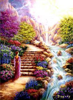Following my Path  .by Duguay