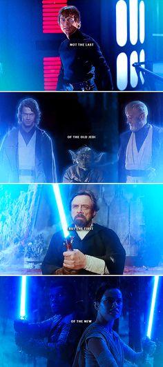 I will not be the last Jedi #starwars