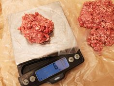 You might ask, why sous-vide a hamburger? It's one of the simplest foods to make using traditional methods, so does precision cooking really have anything to bring to the table?  For larger burgers, of the six- to eight-ounce range, the answer is yes: Sous-vide precision cooking is a wonderful method of ensuring that your burgers come out with an unparalleled level of juiciness every single time.