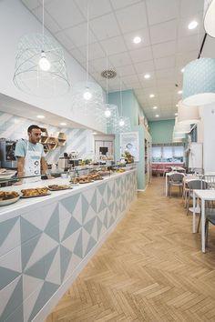 Nap Cup - Picture gallery #architecture #interiordesign #coffeeshop