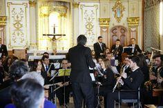 Hora de Mercado, Hora de Música. 21 de Febrero de 2015. Concierto Banda de música del Rincón de la Victoria.