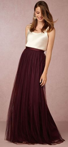 cool Jupon en tulle : Louise Tulle Skirt... Check more at http://trends.flashmode.tn/femme/vetements/jupon-tulle/jupon-en-tulle-louise-tulle-skirt-2/