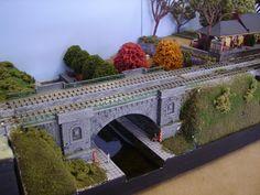 The Canal - T-Trak Model Railroading