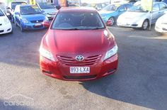 New & Used cars for sale in Australia Camry 2007, Toyota Camry, New And Used Cars, Cars For Sale, Australia, Vehicles, Rolling Stock, Vehicle