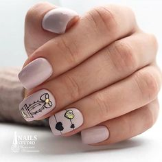 On Valentine's Day, make a heart-shaped manicure, add some playful and lovely in the coolness of the slightest, and bring yourself some warm messages in this early spring. Cute Nail Art, Cute Acrylic Nails, Christmas Nail Designs, Christmas Nails, Nail Polish Bottles, Nail Studio, Hot Nails, Dream Nails, Fabulous Nails
