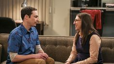 How The Big Bang Theory's Sheldon Has Changed Since Getting Engaged, According To Jim Parsons Jim Parsons, Big Bang Theory, Amy Farrah Fowler, Sheldon Amy, Lp Laura Pergolizzi, Mayim Bialik, Drama, Star Wars, Tv Couples