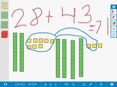 Seesaw Item - Screenshot Number Pieces!