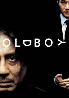 Oldboy is a great movie. I've never witness a plot twist that made me vomit before this movie. #cultclassic