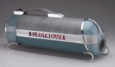 Exhibitions –– Minneapolis Institute of Art Electrolux Vacuum, Engineering Technology, Machine Age, Vacuums, Chrome Plating, Minneapolis, Art Deco, Steel, Vacuum Cleaners