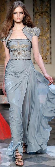 Zuhair Murad. Gorgeous dress