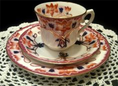 c5c82749715 Just posted on eBay  EXCELLENT condition Vintage 1930s FOLEY China Works  Tea Trio (Cup
