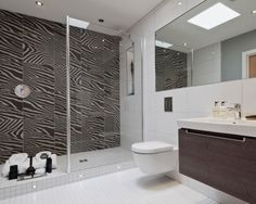 Zebra Print Bathroom On Pinterest Zebra Bathroom