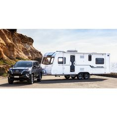 Before you take your caravan out for its very first spin, let's quickly go through the essentials of preparing it for towing. Towing Vehicle, Gas Supply, Roof Light, Caravan, Recreational Vehicles, Spin, Essentials, Camper Van, Campers