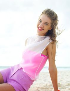 Purple & Pink   #splendidsummer