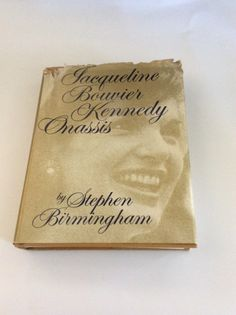 Jackie Kennedy Biography Jacqueline Bouvier by ClassicsByTAF