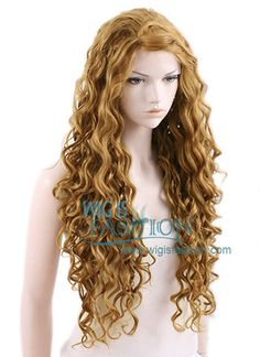 Blonde Lace Front Wigs | WigIsFashion
