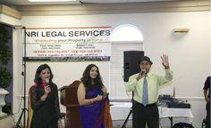 Seminar by NRI legal Services in  Fresno