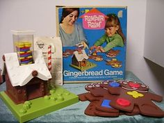 Romper Room Gingerbread Game Gingerbread Games, Romper Room, I Have A Secret, Vintage Board Games, Christmas Past, Creative Play, My Memory, Old Toys, Vintage Toys
