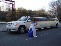 Central Park, NYC Sweet Sixteen Escalade Limo Ecstasy Limousine 718-897-6108