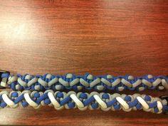 Crooked River Bar bracelets in 2 & 3 color pattern