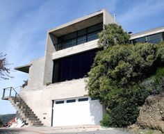 Richard Halliburton's Hangover House in South Laguna Beach:  Sadly, the writer who turned so many generations onto the fascination of travel didn't live to enjoy the home or his closeted relationship.