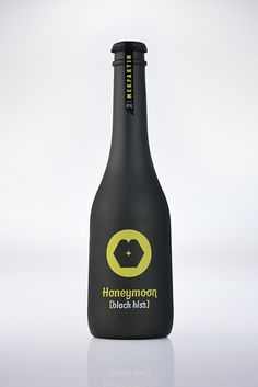 I would like to present you my another home brewed beer named as Honeymoon {black kiss}. It's delicious Black IPA with honey and really tasty and lovely kisses.