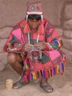 Urubamba Valley people