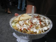Halal Cart- 53rd and 6th