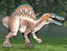 Explore the Jurassic Park Saga collection - the favourite images chosen by DracoTyrannus on DeviantArt. Jurassic World, Jurassic Park, Indominus Rex, Spinosaurus, Prehistory, Evolution, Deviantart, Nerf Gun, User Profile
