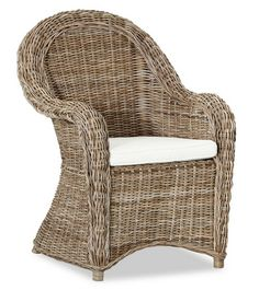 Ordinaire Kooboo Wicker Chair, Gray Review | Buy, Shop With Friends, Sale | Kaboodle